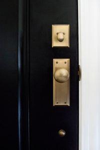 Best 20+ Front door hardware ideas on Pinterest | Paint ...