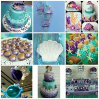 25+ best ideas about Mermaid baby showers on Pinterest ...