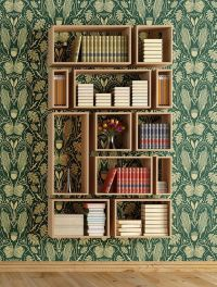 25+ best ideas about Bookshelves on Pinterest | Painted ...