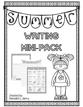183 best images about Writing ideas for primary grades on
