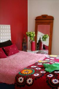 17 Best images about red room on Pinterest   Red white ...