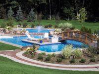 dream pool! | dream pools | Pinterest | Pools, Backyards ...