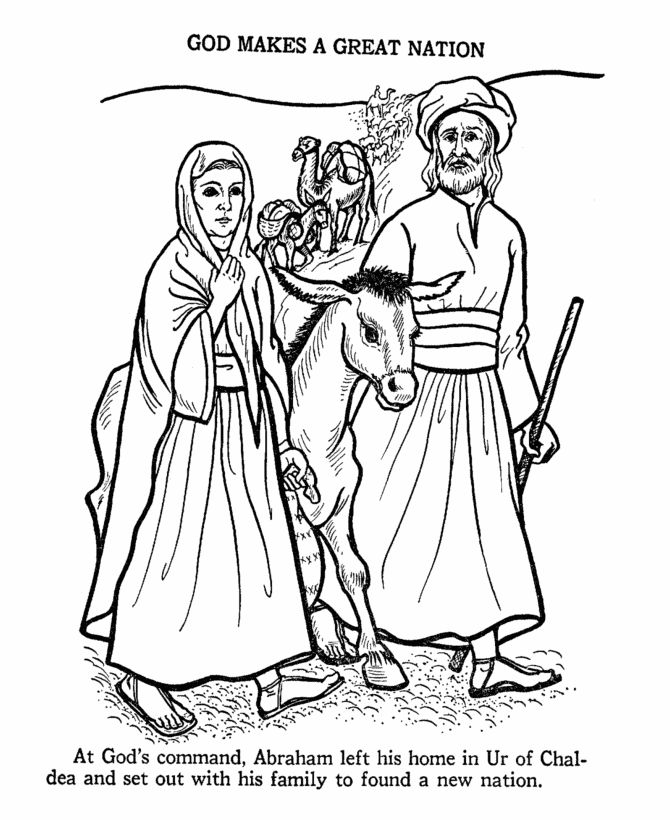 1000+ ideas about Abraham Bible Crafts on Pinterest