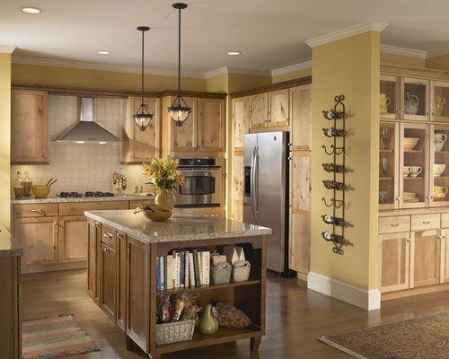 elkay kitchen sinks home styles monarch island medallion silverline knotty alder and hickory ...