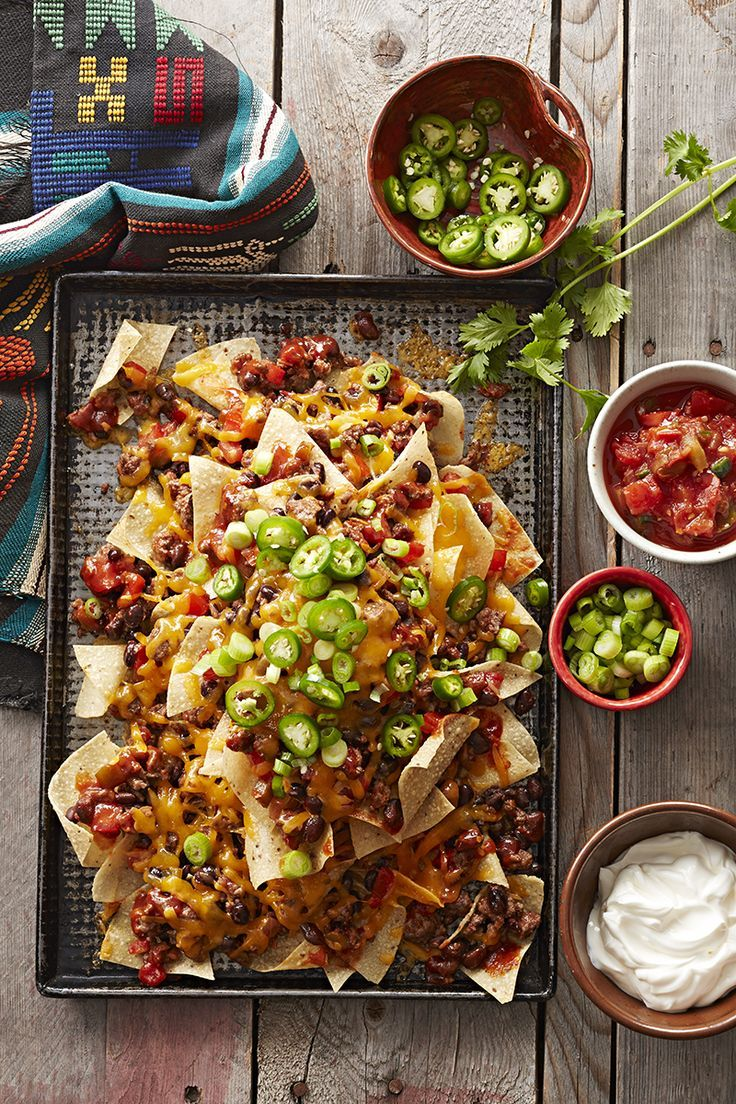 Bar B Que Nachos Recipes