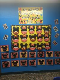 25+ best Disney bulletin boards ideas on Pinterest ...