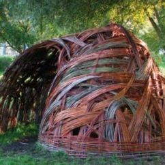Bamboo Outdoor Chairs Swivel Rocking Chair With Ottoman Weiden-iglu | Weide ::: Wunderbar Pinterest