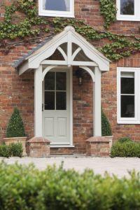 Traditional Front Door | buiten | Pinterest | Entrance ...