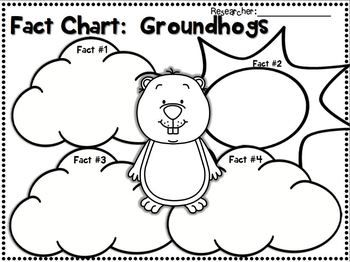 17 Best images about Groundhog Day Activities on Pinterest