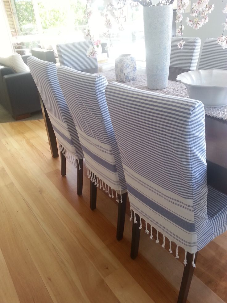 diy dining room chair covers grey bean bag 25+ best ideas about slipcovers on pinterest | covers, seat ...