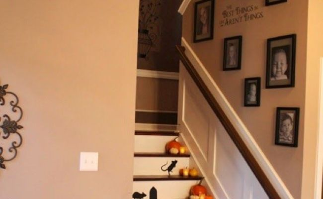 50 Best Images About Staircase Wall Decorating Ideas On