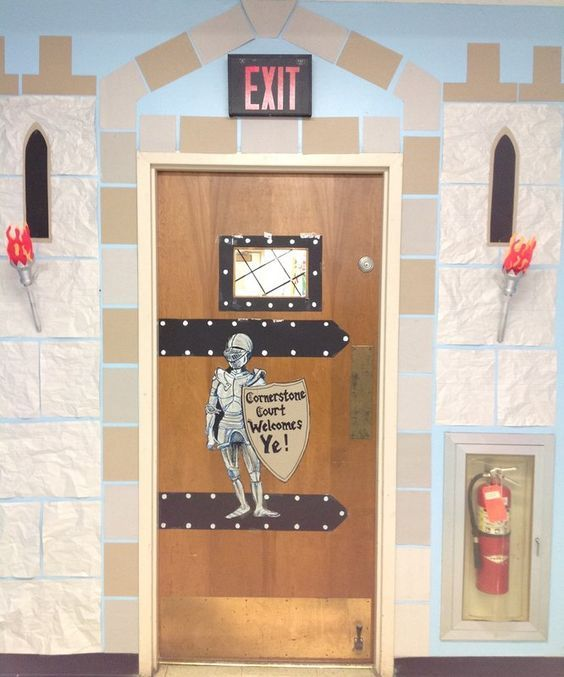 25+ best ideas about Castle classroom on Pinterest
