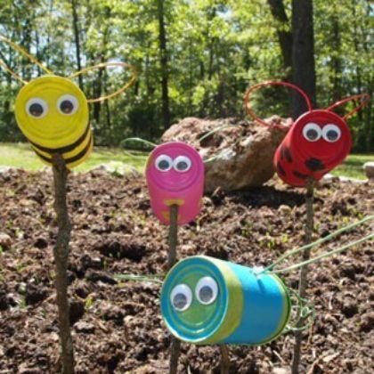 The 25 Best Ideas About Kids Garden Crafts On Pinterest Garden