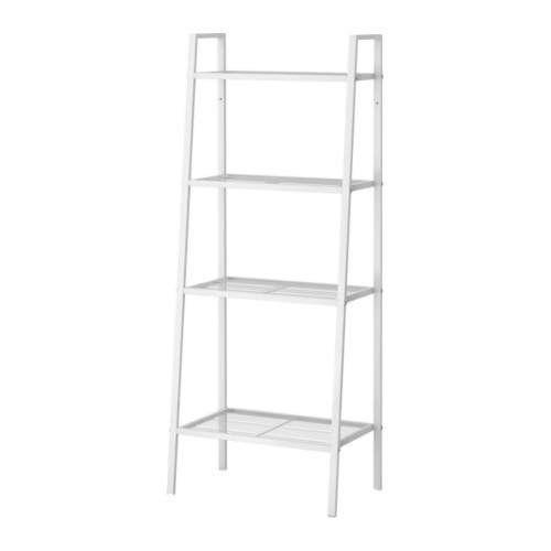 Amazoncom Ikea Lerberg Shelf Unit Bookcase White