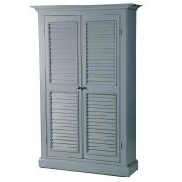 Pantry Cabinet: Pantry Cabinet with tall pantry wall ...