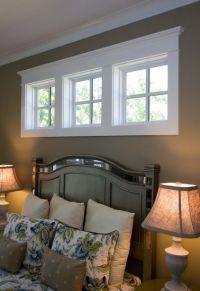 25+ best ideas about Bedroom Windows on Pinterest