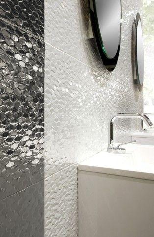 white tile backsplash kitchen marine cabinets emser & natural stone: ceramic and porcelain tiles ...
