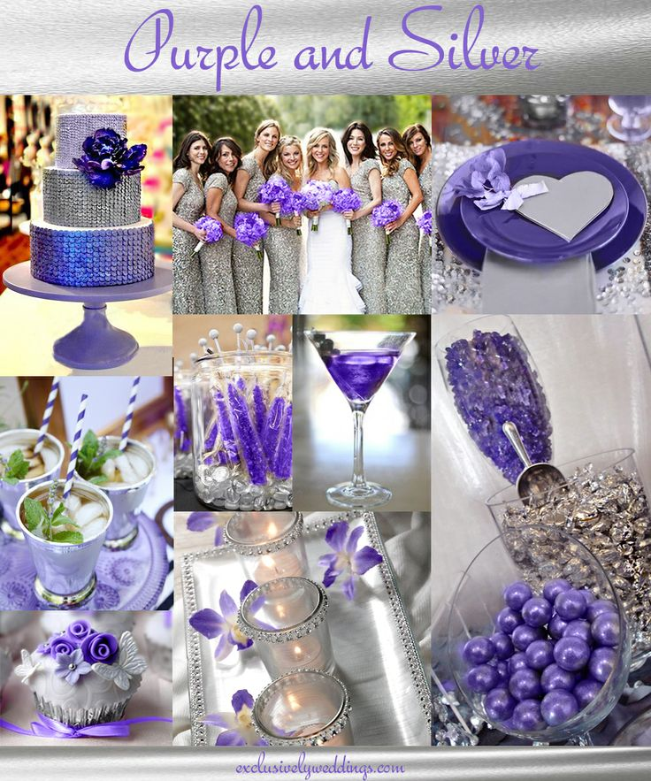 843 best WEDDING  Lavender Plum Purple  SilverGray