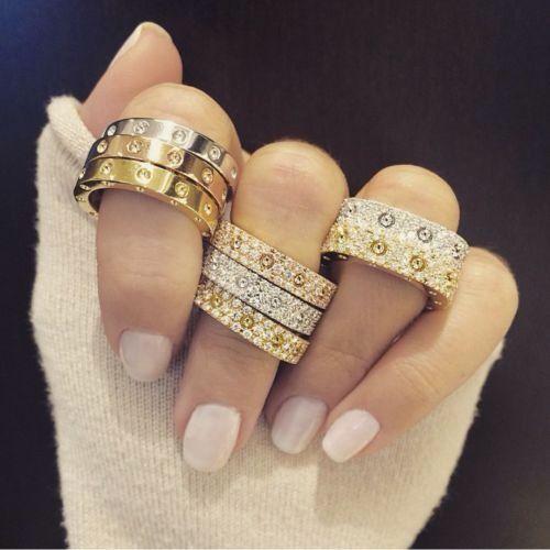 Best 10 Cartier rings ideas on Pinterest  Cartier us