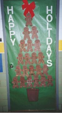 17 Best images about Christmas bulletin boards on