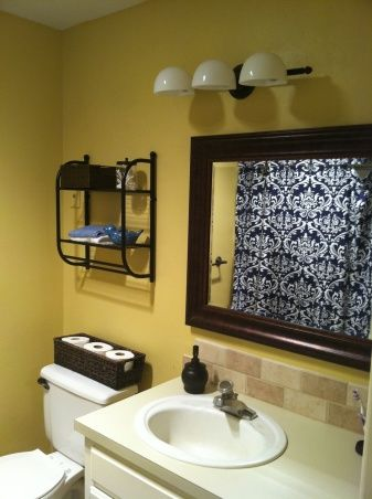 Best 25 Blue Yellow Bathrooms Ideas On Pinterest Blue