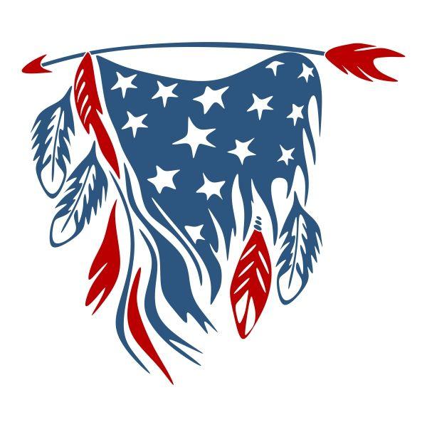Download Free Svg Barbara American Flag File For Cricut
