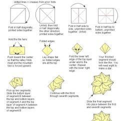 Origami Flower Instruction Diagram 3 Ways Switch Wiring 17 Best Images About Star On Pinterest | Paper, Lucky And