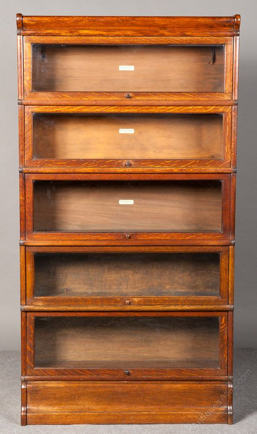 1000+ ideas about Vintage Bookcase on Pinterest