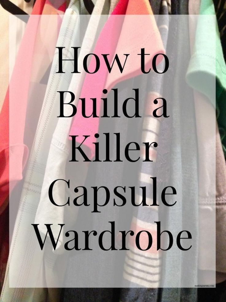 Wondering how to make your capsule wardrobe work for you? These tips make it EASY.