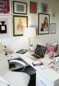 Happy Chic | Workspace | Home Office Details | Ideas for # ...