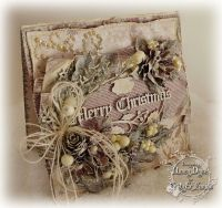 1000+ ideas about Shabby Chic Xmas on Pinterest ...