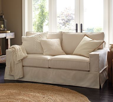 pottery barn leather sofa cleaning chintz bed 17 best images about living room ideas ...
