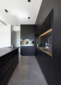25+ best ideas about Black kitchens on Pinterest | Modern ...