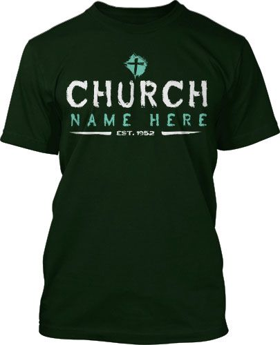 Church Shirt Design Ideas