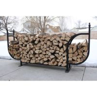 1000+ ideas about Firewood Rack on Pinterest