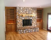 Best 25+ Painted rock fireplaces ideas on Pinterest