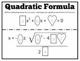 242 best images about Teaching unit 3 quadratics on