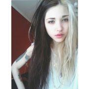 black and white hair - google