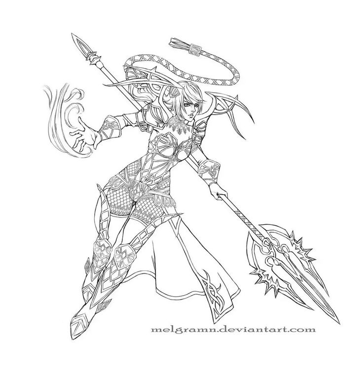 73 best league of legends coloring pages images on Pinterest