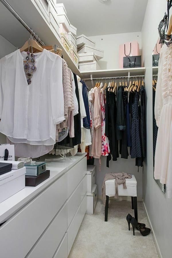Die besten 25 Kleiderschrank selber bauen Ideen auf Pinterest  Einbauschrank selber bauen