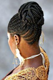 afraican braids with updos african