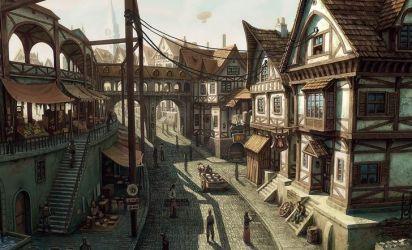 Ed The Bard: GM Advice: How To Design A City