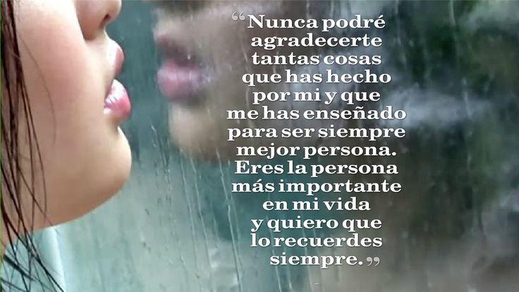 Ver Video Con Poema Corto Para La Madre Ausente Httpyoutube4RidinjX4mY Frases Para Mama