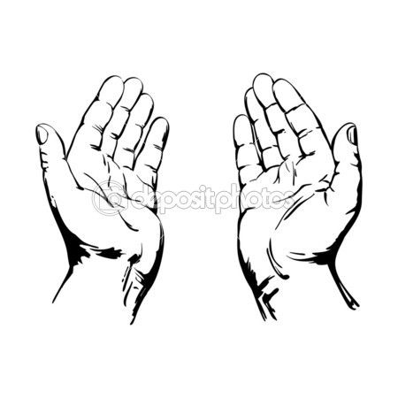 25+ Best Ideas about Praying Hands Clipart on Pinterest