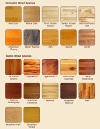 25+ Best Ideas about Wood Types on Pinterest | Types of ...