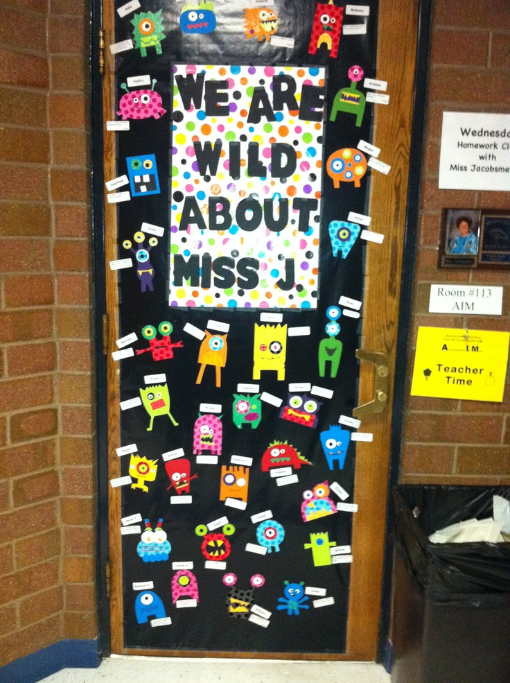37 best images about Teacher Appreciation Door Ideas on