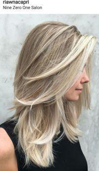 25+ best ideas about Medium Layered Hair on Pinterest ...