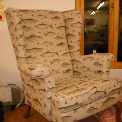Sofas Laura Ashley Furniture Leathercraft Sectional Sofa Reupholstered Parker Knoll Wingback Chair In Voyage Fish ...