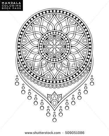 25+ best ideas about Mandala Flower Tattoos on Pinterest