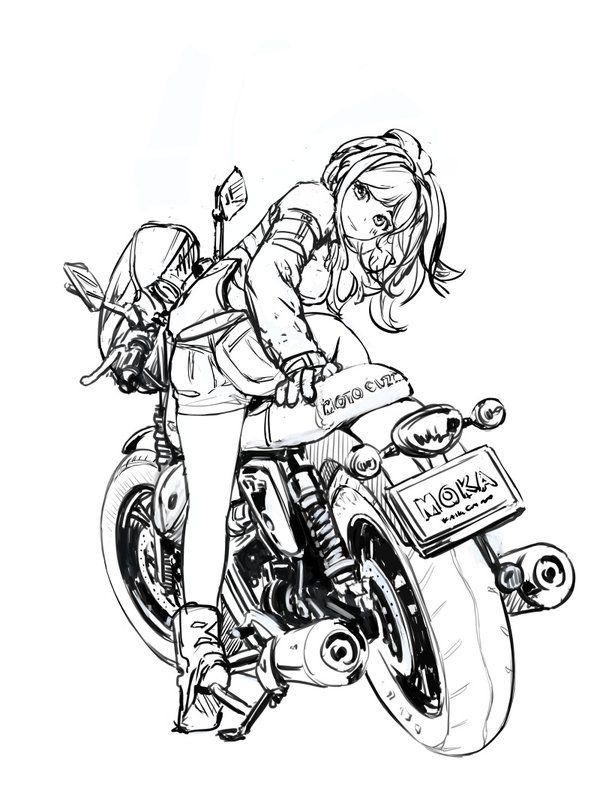 283 best images about Moto : Design & Illustrations on